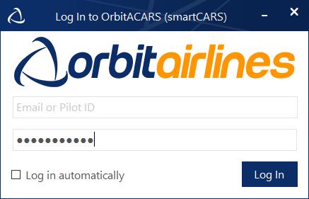 OrbitACARS Client